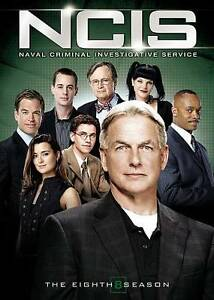 NCIS: The Eighth Season (DVD, 2011, 6-Di...