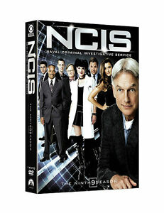 NCIS: The Ninth Season (DVD, 2012, 6-Disc Set) in DVDs & Movies, DVDs & Blu-ray Discs | eBay
