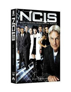 NCIS: The Ninth Season (DVD, 2012, 6-Disc Set) 9th 9 Nine Ninth Nineth in DVDs & Movies, DVDs & Blu-ray Discs | eBay