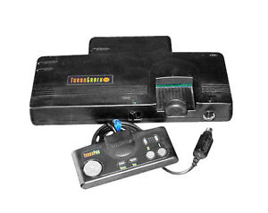 NEC TurboGrafx-16 (PC Engine) Black Cons...
