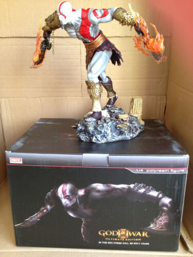 NECA GOD OF WAR KRATOS MEDUSA HEAD 30cm GK ACTION FIGURE in Toys & Hobbies, Action Figures, TV, Movie & Video Games | eBay