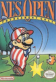 NES Open Tournament Golf  (Nintendo, 199...