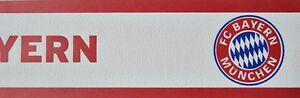 NEU-Fussball-BORDURE-Weiss-Rot-Tapete-VLIES-RASCH-FC-BAYERN-MUNCHEN-769906