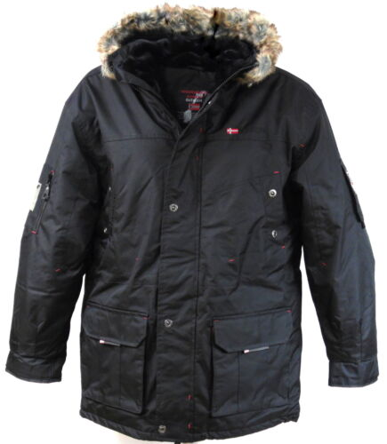neu geographical norway alaska l herren winterjacke parka. Black Bedroom Furniture Sets. Home Design Ideas