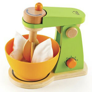 NEU: Hape Mixer Holz Küche Küchenzubehör Kaufladen Kinderküche Spielküche  eBay