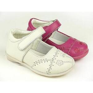 NEU-Maedchen-Echt-Leder-Ballerinas-Kinder-Schuhe-Lauflernschuhe-Gr-19-20-21-22-23