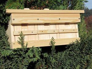 neu nistkasten f r sperling spatzenhaus spatz. Black Bedroom Furniture Sets. Home Design Ideas