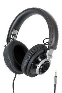 NEU-OVP-Philips-Fidelio-L1-schwarz-Premium-Hifi-Kopfhoerer-Leder-Aluminium