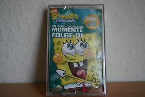 NEU-OVP-SpongeBob-MC-Die-gluecklichsten-Momente-Folge-01