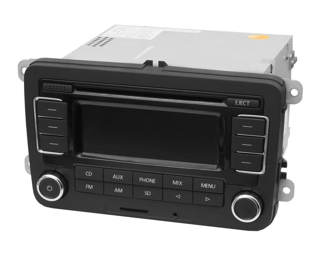 VW CD Radio