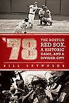 NEW-1978-Boston-Red-Sox-New-York-Yankees-MLB-Baseball-78-Playoff-Game-Book