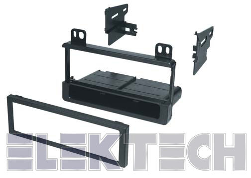 New 1999 2007 Ford E 350 Radio Stereo Dash Mounting Kit
