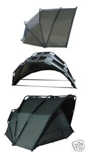 NEW-2-MAN-PRAM-TYPE-QUICK-ERECT-BIVVY-FOR-CARP-FISHING