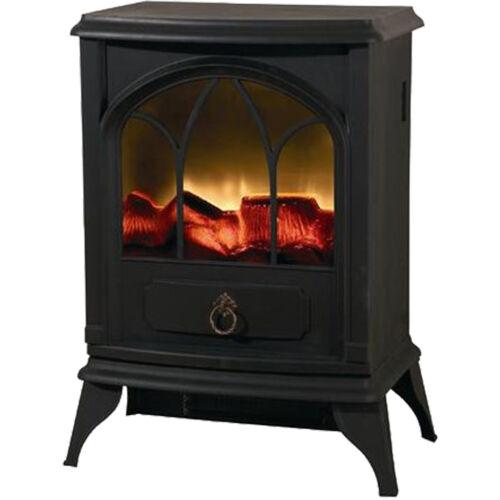 2000w log hl100 flame effect fire electric fireplace stove. Black Bedroom Furniture Sets. Home Design Ideas