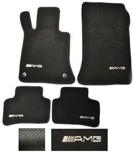 New 2010 2011 mercedes benz x204 glk350 black carpet floor for Mercedes benz glk 350 floor mats