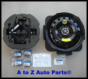 New 2011 2012 Hyundai Sonata Hybrid Spare Tire Jack Kit