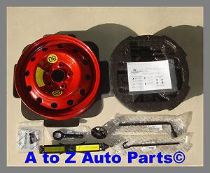 Spare Tire For Hyundai Elantra 2013