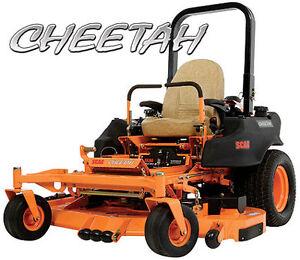 New 2012 Scag Cheetah 61 034 Velcoity Plus Deck Zero Turn