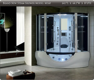 steam shower sauna whirlpool hot massage tub showers bath spas ebay