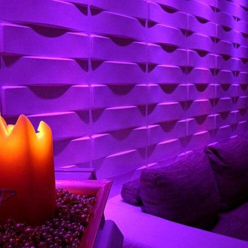 New 3D Wall Panels Eco Friendly Decorative Wall Art