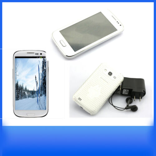 """NEW!4"""" Resistive Touch screen Unlocked Quad band Dual Sim mobile Cell Phone AT T in Cell Phones & Accessories, Cell Phones & Smartphones 