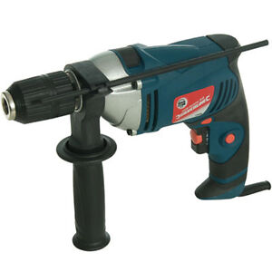 NEW-550W-240V-ELECTRIC-HAMMER-DRILL-POWER-TOOL-3YR-WARRANTY-CONCRETE-STONE
