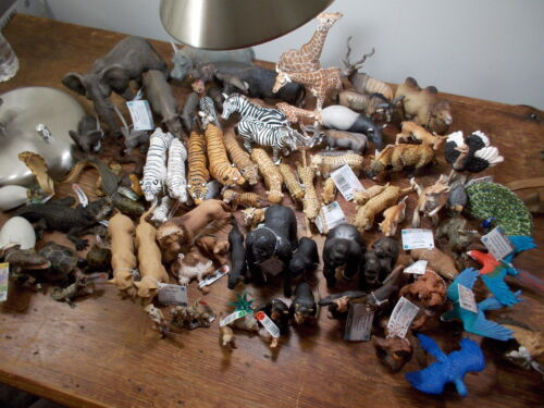 NEW 91 Schleich/PAPO/Safari AFRICAN ANIMALS incl. NEW 2013 Schleich Items in Collectibles, Animals, Wild Animals | eBay