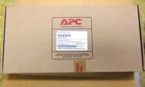 NEW APC W0P4515 POWER SUPPLY UNIT CIRCUIT BOARD FOR SL120-320KG in Computers/Tablets & Networking, Power Protection, Distribution, Uninterruptible Power Supplies | eBay