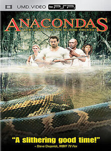 NEW Anacondas: The Hunt for the Blood Orchid (UMD, 2005) Movie for Sony PSP in DVDs & Movies, UMDs | eBay