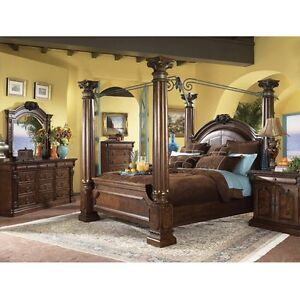 Bedroom Sets NEW Ashley Casa Millino Millenium Complete King Bedroom Furnitu
