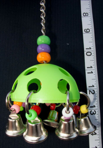 NEW! BELL CAROUSEL - Parrot Toys & Bird Toy Parts by A Bird Toy in Pet Supplies, Bird Supplies, Toys | eBay