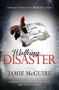 NEW-BOOK-Walking-Disaster-McGuire-Jamie-Books