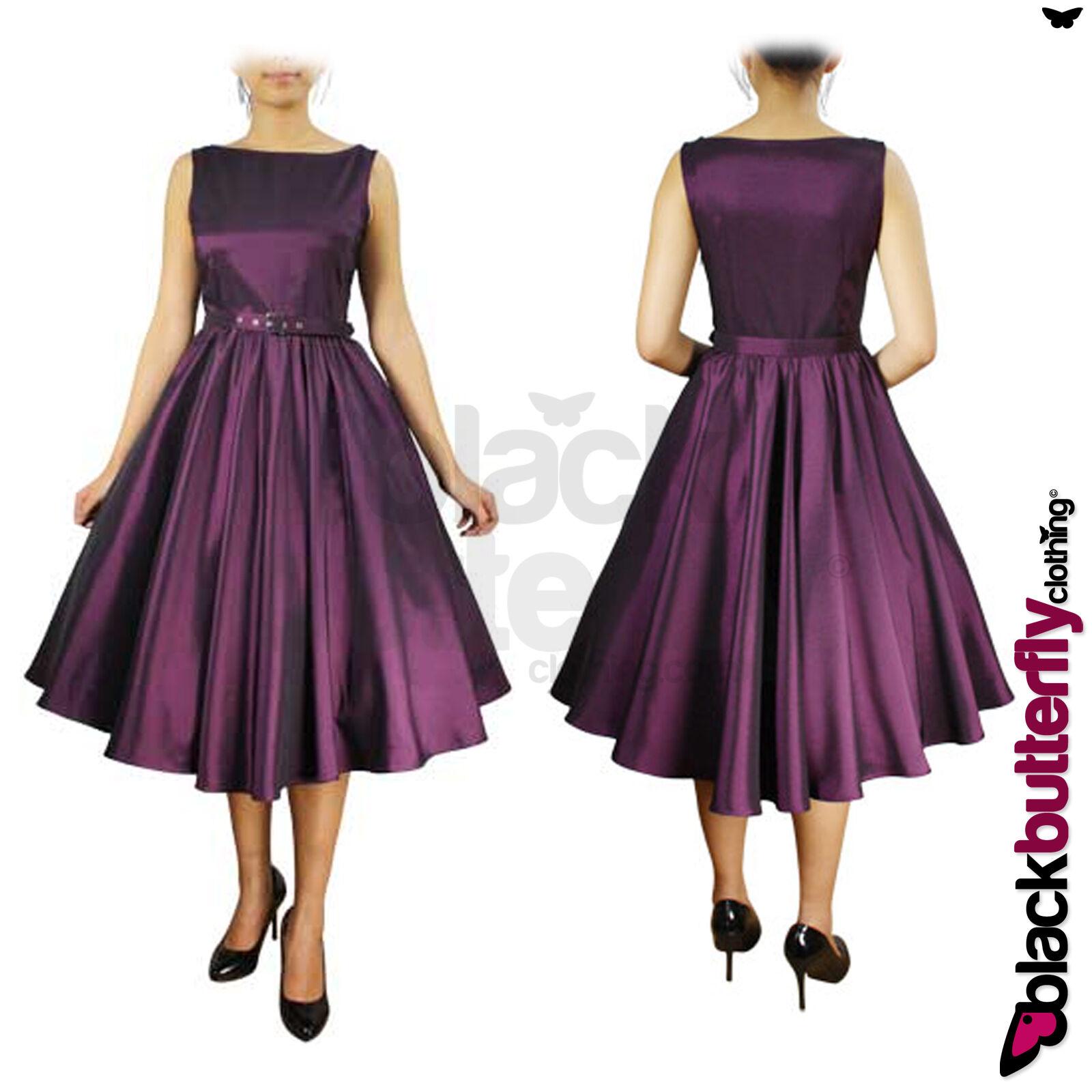 Plus Size 1950'S Dresses Uk 42