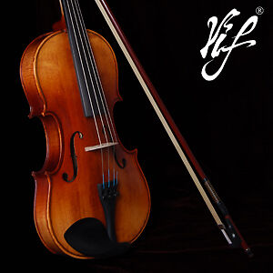 NEW CLOSEOUT 4/4 FULL SIZE GERMAN VIOLIN FIDDLE w CASE in Musical Instruments & Gear, String, Violin | eBay