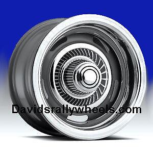 New Corvette Chevy Camaro Rally Wheels 15 x 8S7S6S5S