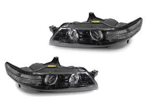 2007 Acura Typespecs on Smoke Clear Corner Euro Headlights Acura Tl Type S 2007 2008   Ebay