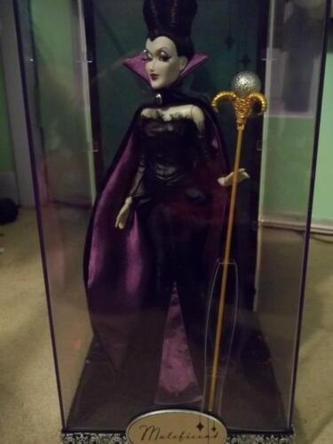 NEW DISNEY DESIGNER LIMITED EDITION Maleficient Doll LIMTED EDITION in Collectibles, Disneyana, Contemporary (1968-Now) | eBay