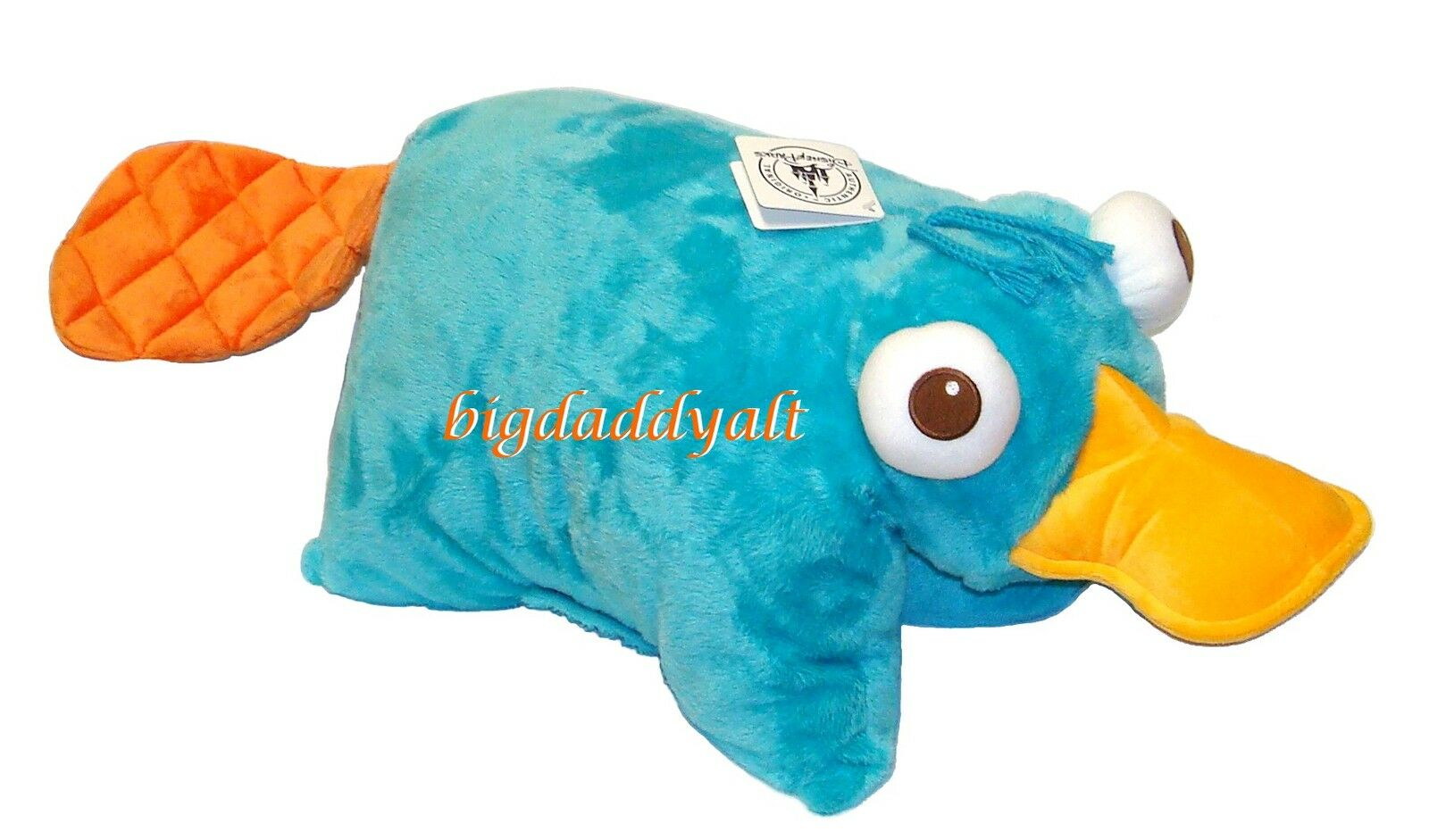 NEW Disney Parks Exclusive Perry the Platypus Phineas Ferb ...