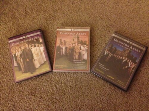 NEW! Downton Abbey Seasons 1-3 1, 2, 3 Sealed Complete Masterpiece Classic in DVDs & Movies, DVDs & Blu-ray Discs | eBay