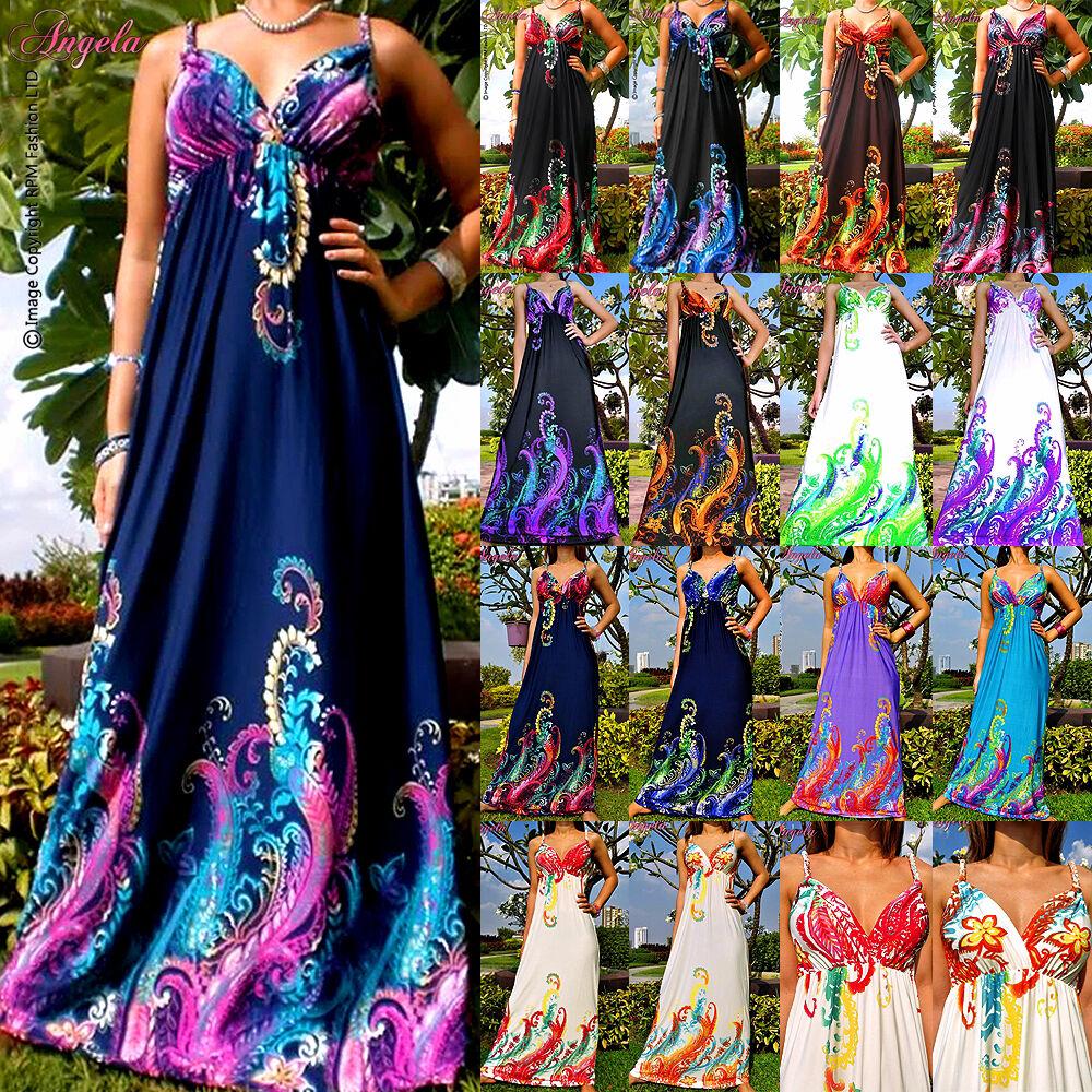 NEW Evening/Summer Sexy Women Evening Long Maxi Dress Size M   XXXL