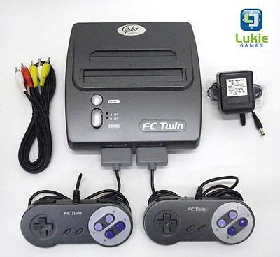 NEW FC TWIN SUPER NINTENDO NES SNES GAME CONSOLE SYSTEM in Video Games & Consoles, Video Game Consoles | eBay