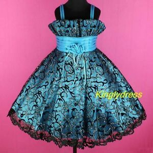 Charming one strap multi layered two double count train mermaid wedding blue dress mwd 163
