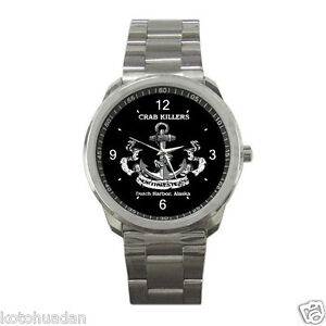 New Hot Deadliest Catch Northwestern Sport Metal Watch | eBay
