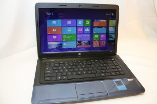"NEW HP 2000-2b09wm w/ WINDOWS 8 320GB HD 15.6"" DVD+RW WiFi HD Webcam Mic & HDMI in Computers/Tablets & Networking, Laptops & Netbooks, PC Laptops & Netbooks | eBay"