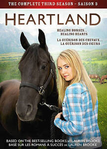 NEW - Heartland: The Complete Third Season in DVDs & Movies, DVDs & Blu-ray Discs | eBay