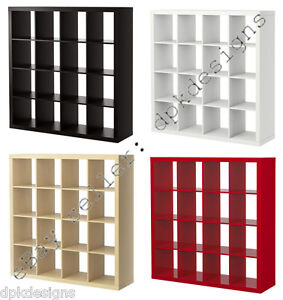 cheap bookcases online new ikea expedit room divider bookcase display shelf shelving unit u. Black Bedroom Furniture Sets. Home Design Ideas