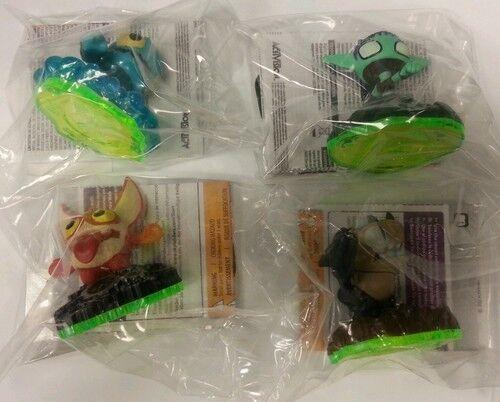 NEW In Hand Skylanders Sidekicks TERRABITE WHISPER ELF TRIGGER SNAPPY GILL RUNT in Toys & Hobbies, Action Figures, TV, Movie & Video Games | eBay