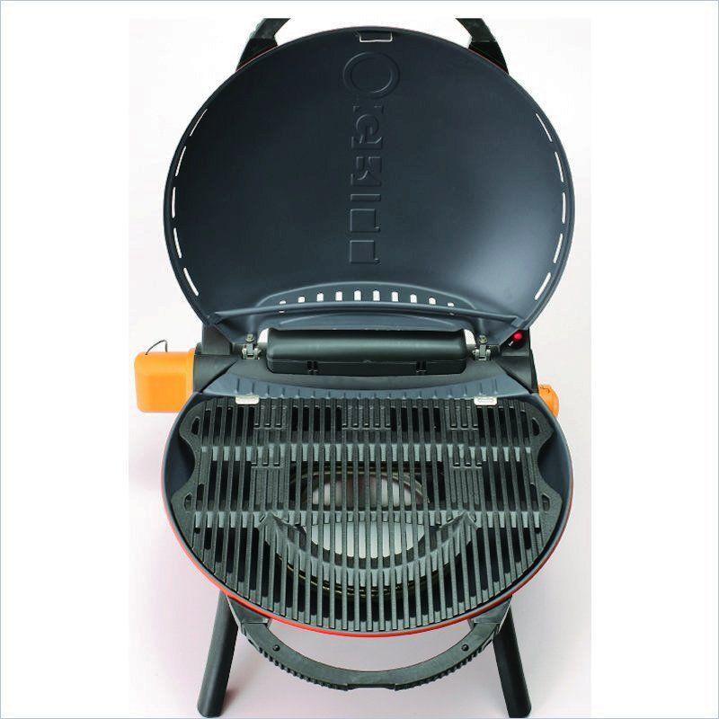 New Iroda O Grill 3000 Portable Propane Gas Grill Black