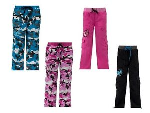 new kids zumba camo cargo pants fits womens small too ebay. Black Bedroom Furniture Sets. Home Design Ideas