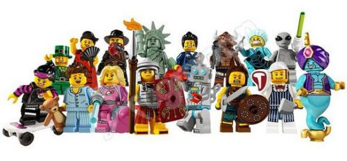 NEW LEGO MINIFIGURE SERIES 6 8827 Complete set of 16 in Toys & Hobbies, Building Toys, LEGO | eBay